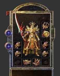 金币传奇的战士的特色解析